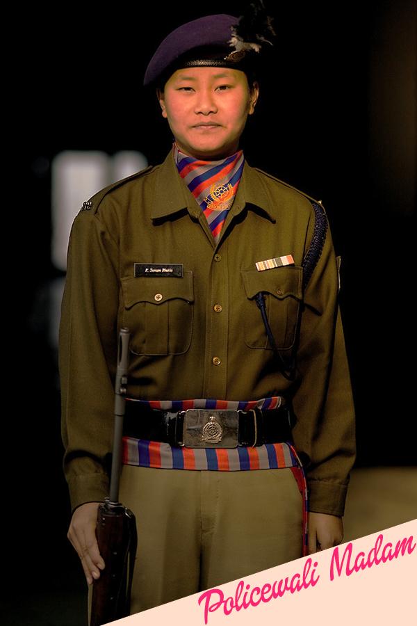 Policewali Madam