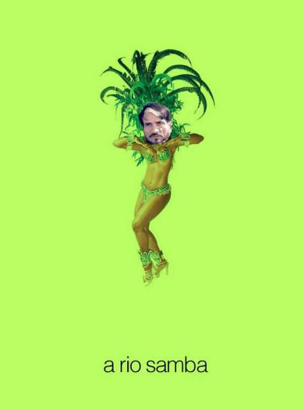 Rio Samba funny