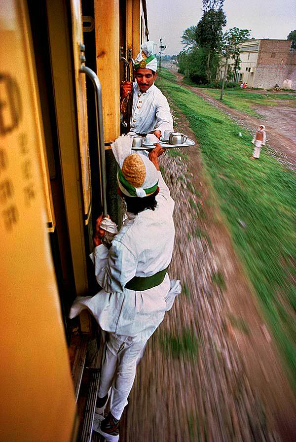 Train in Pakistan funny