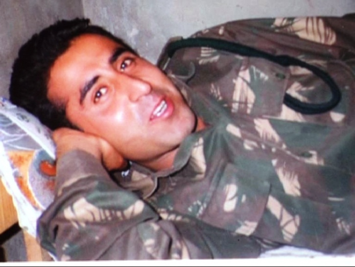 Lieutenant Vikram Batra