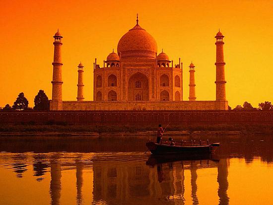 Taj mahal beautiful