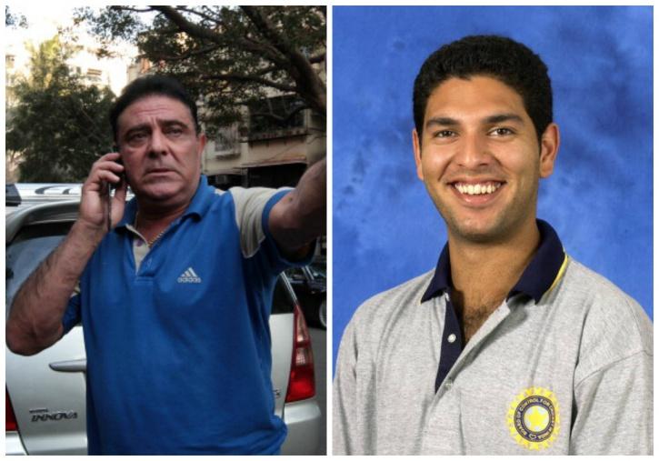 Yograj and Yuvraj Singh