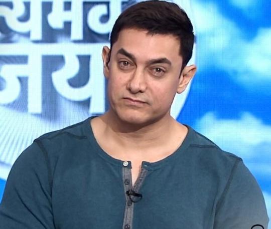 Aamir Khan on Satyamev Jayate season 3
