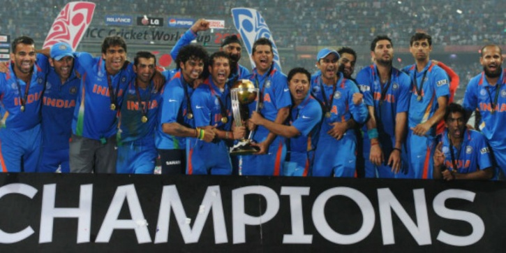 India Winning World Cup