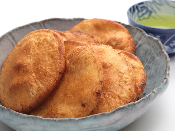 Low Calorie Snack: Baked Papdis