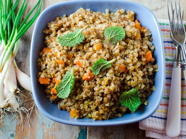 Give Your Khichdi A Healthier Twist: Buckwheat Khichdi Recipe