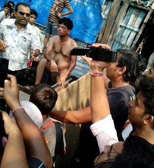 Stripped Suresh Kumar awaits his punishment