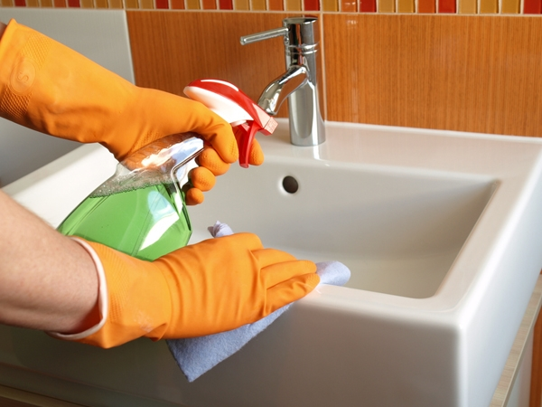 How To Keep Your Bathroom Clean