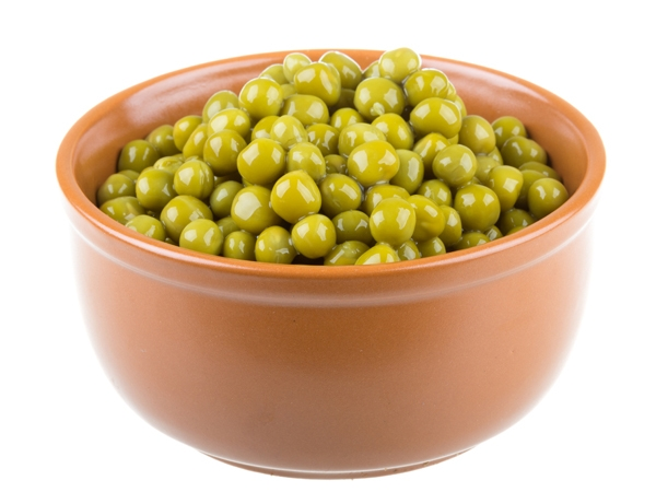 Healthy Snack: Spiced Green Peas