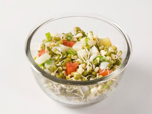 Healthy Indian Chaat Recipe
