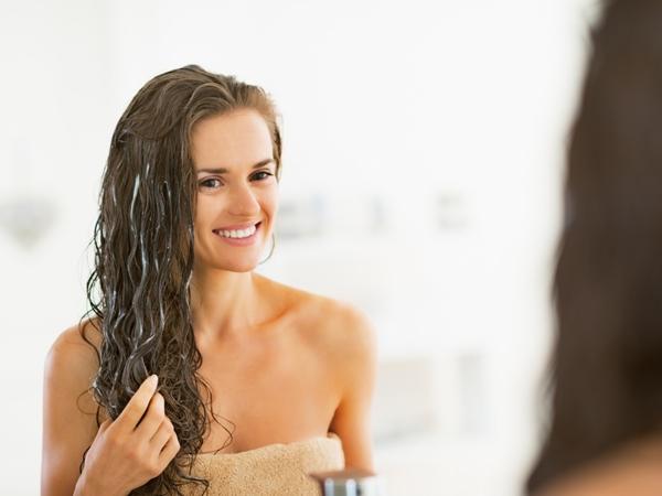 Homemade Hair Detox