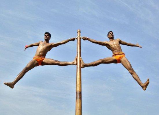 India crazy photo