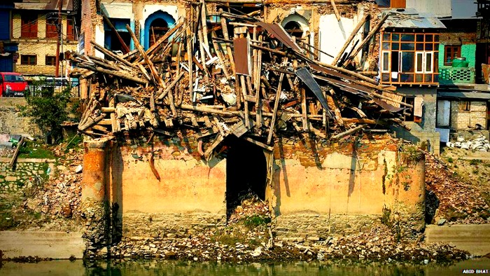 Kashmir after floods