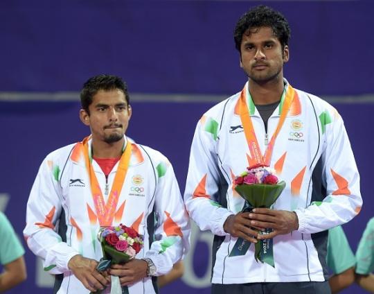 Sanam Singh and Saketh Myneni