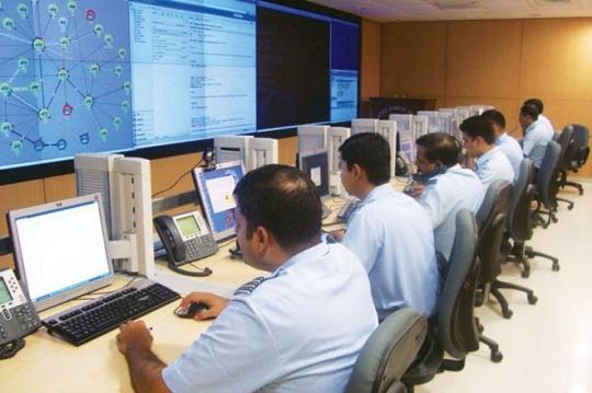Network Operations Cnetre of Afnet