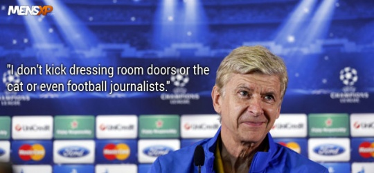Amazing Quotes By Arsene Wenger That Make Him The Best Football Manager In England