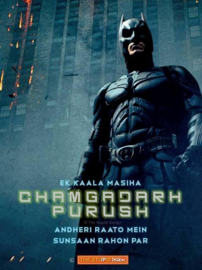 Batman India