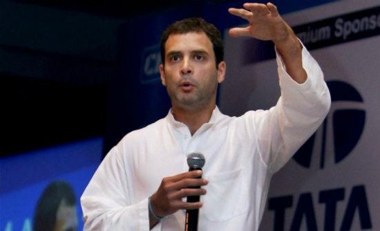 Rahul Gandhi funny hand gestures