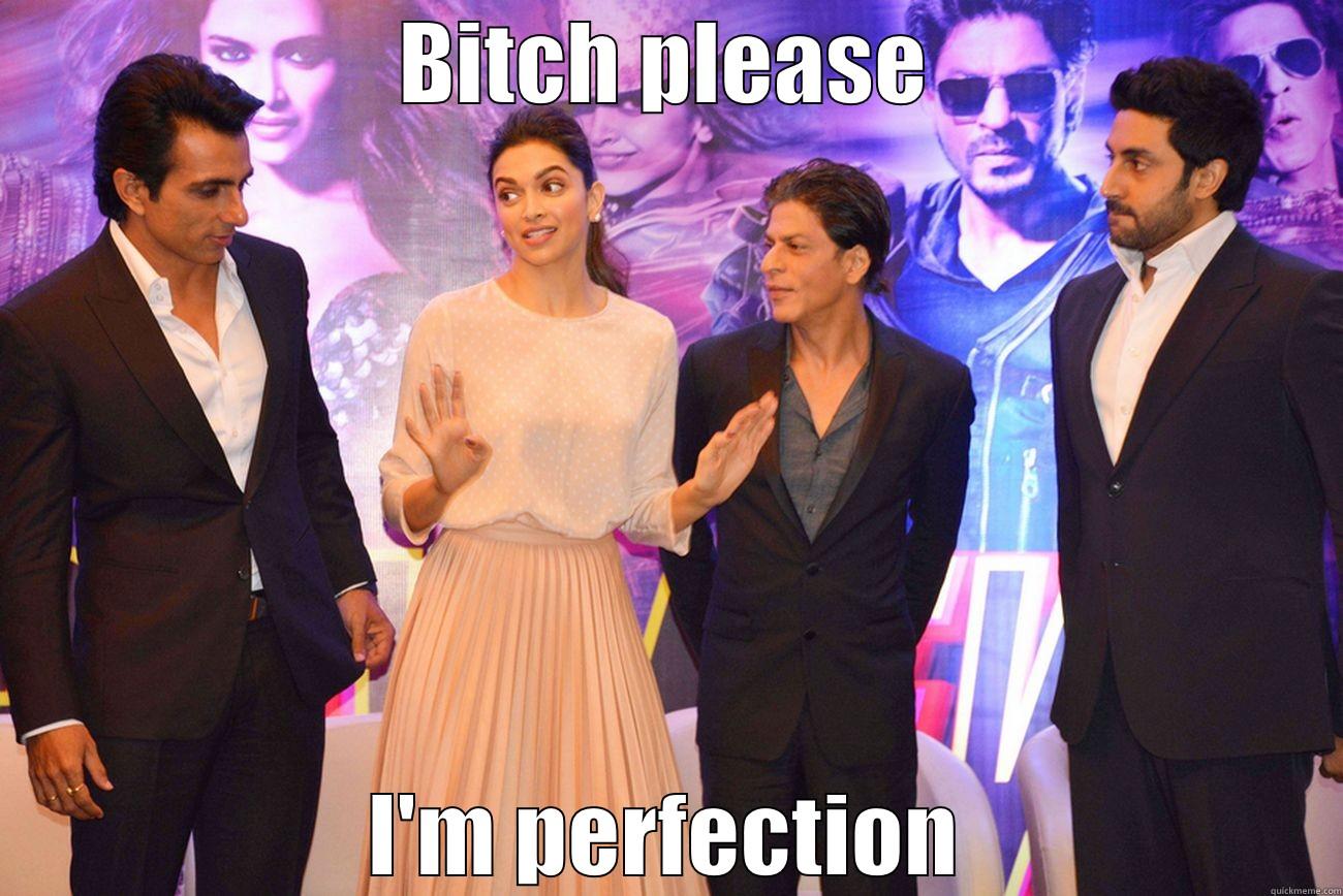 Deepika Padukone meme