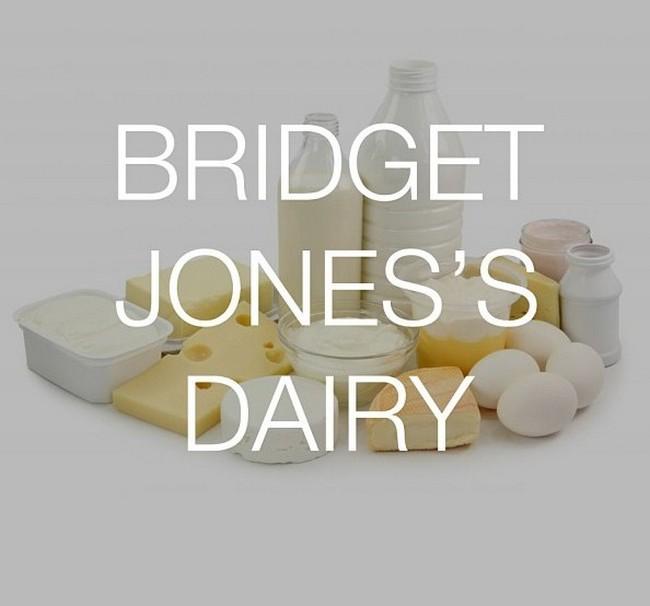 Bridget Jones Dairy
