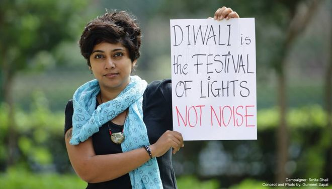 How to have a green diwali