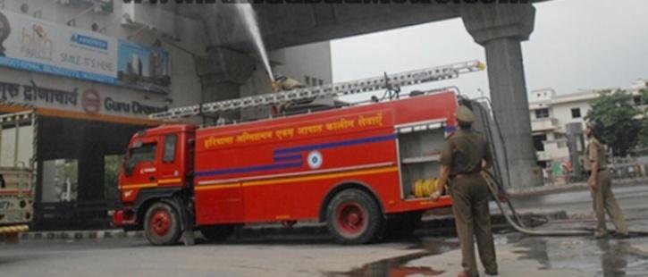 fire truck ggn