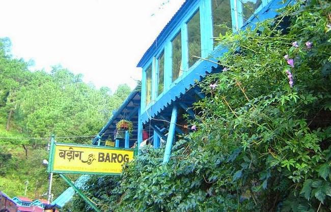 Tunnel Barog