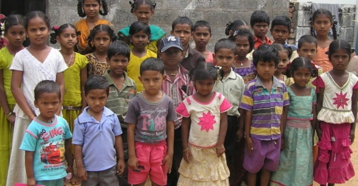 Underpriveleged children