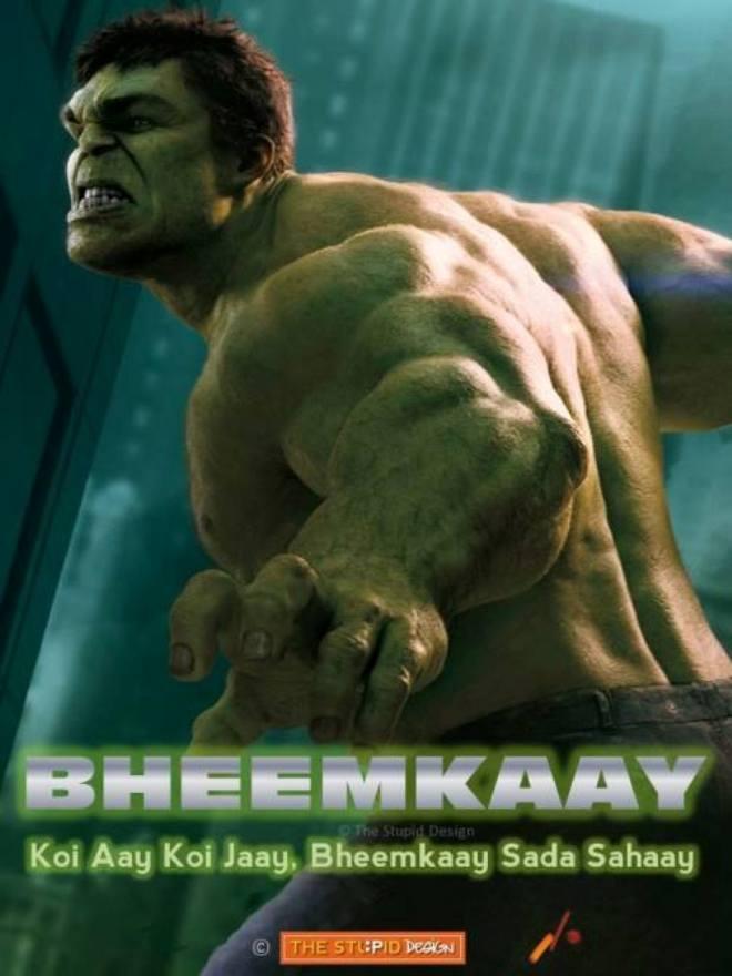 Indian Hulk