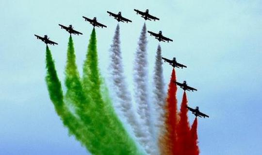 IAF Jets at Republic Day Parade