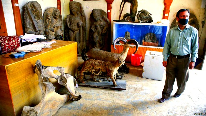 Kashmir museum