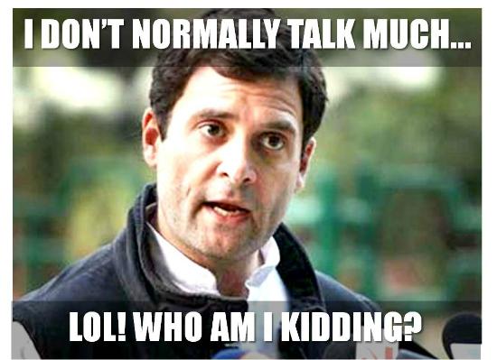 rahul gandhi funny