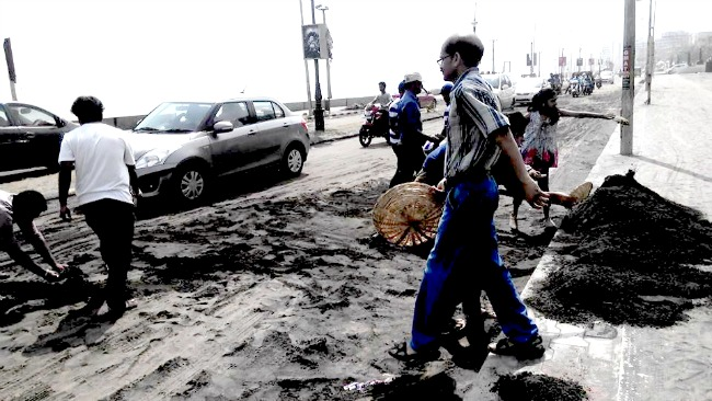 Vizag cleaning
