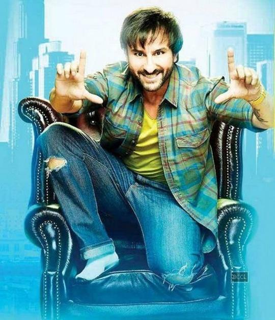 Saif Ali Khan in Happy Ending