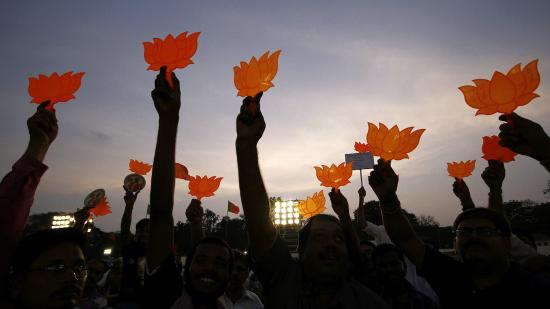 Haryana victory