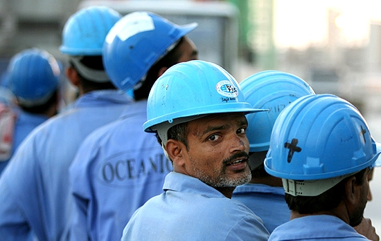 India labourer