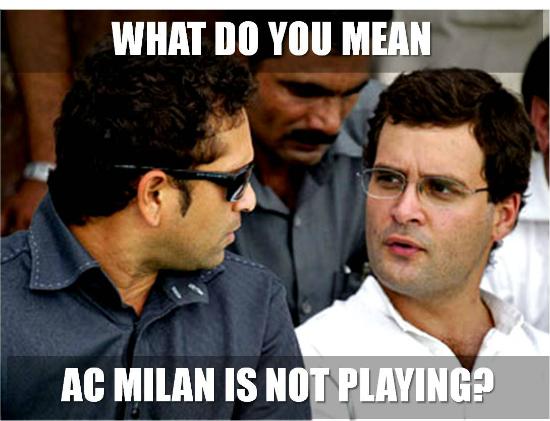 Sachin Rahul Gandhi meme
