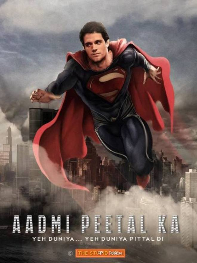Superman india