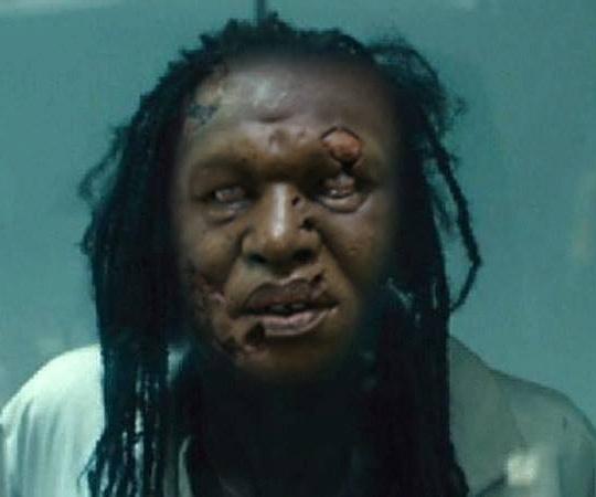 Ebola Zombie