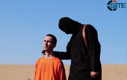 Islamic State Beheads British Hostage David Haines