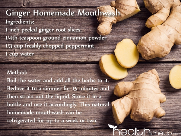 Your Mouthwash Can Be Toxic! Use This Homemade Mouthwash Instead