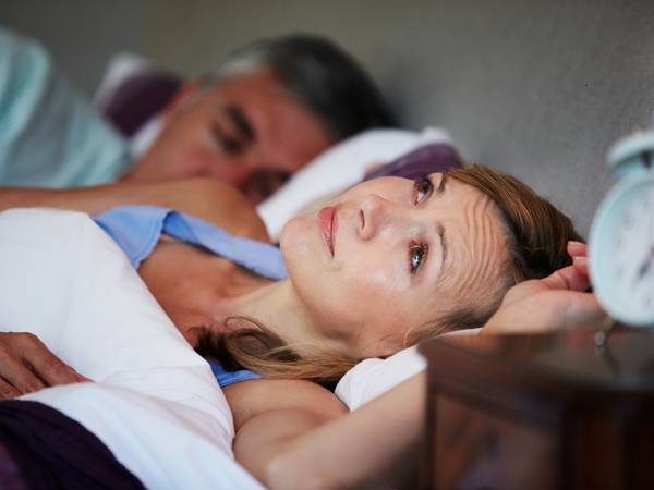 The Link Between Menopause And Insomnia