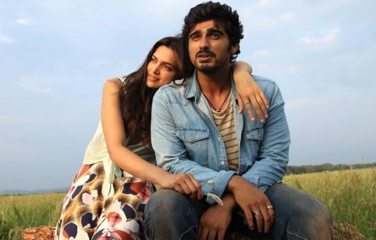Deepika Padukone, Arjun Kapoor in Finding Fanny