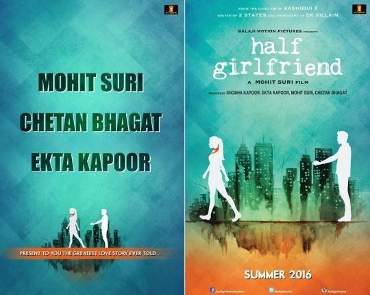 Half Girlfriend The Film