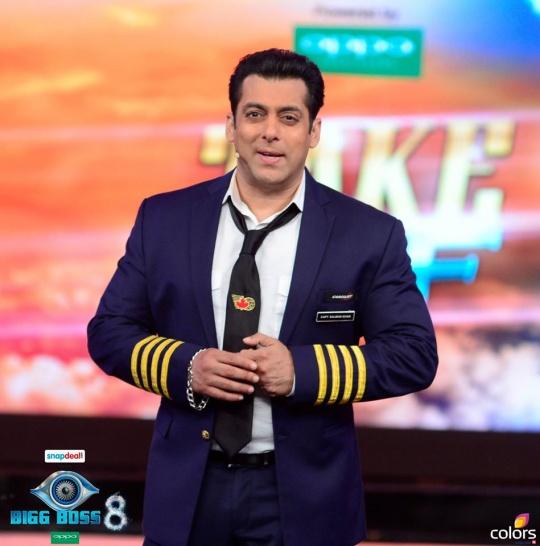 Salman Khan on Bigg Boss 8