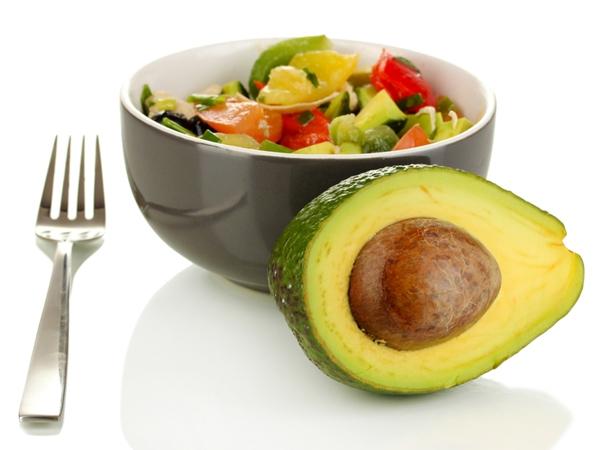 Healthy Recipe: Avocado Salad