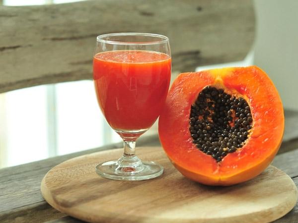 Healthy Diabetic Smoothie Recipe: Papaya Orange Smoothie