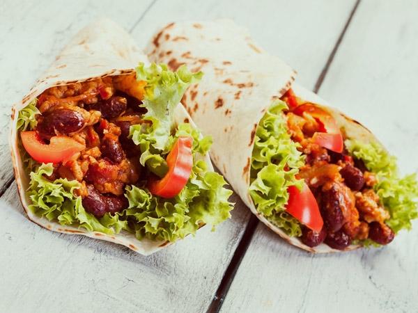 Healthy Party Snack Recipe: Mexican Fajita