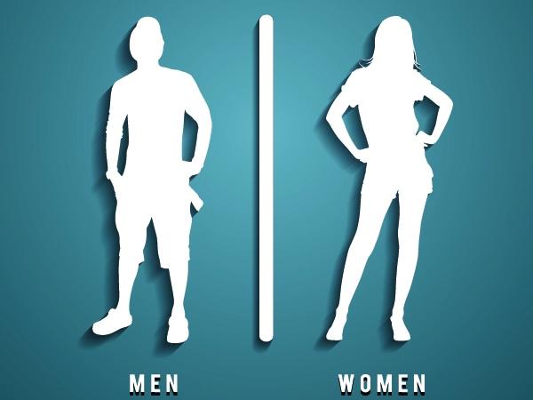 Gender Differences Between Men And Women