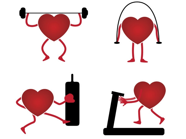 5 Exercises For A Healthy Heart